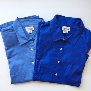J.Crew Stretch Perfect Shirts (Haberdashery)